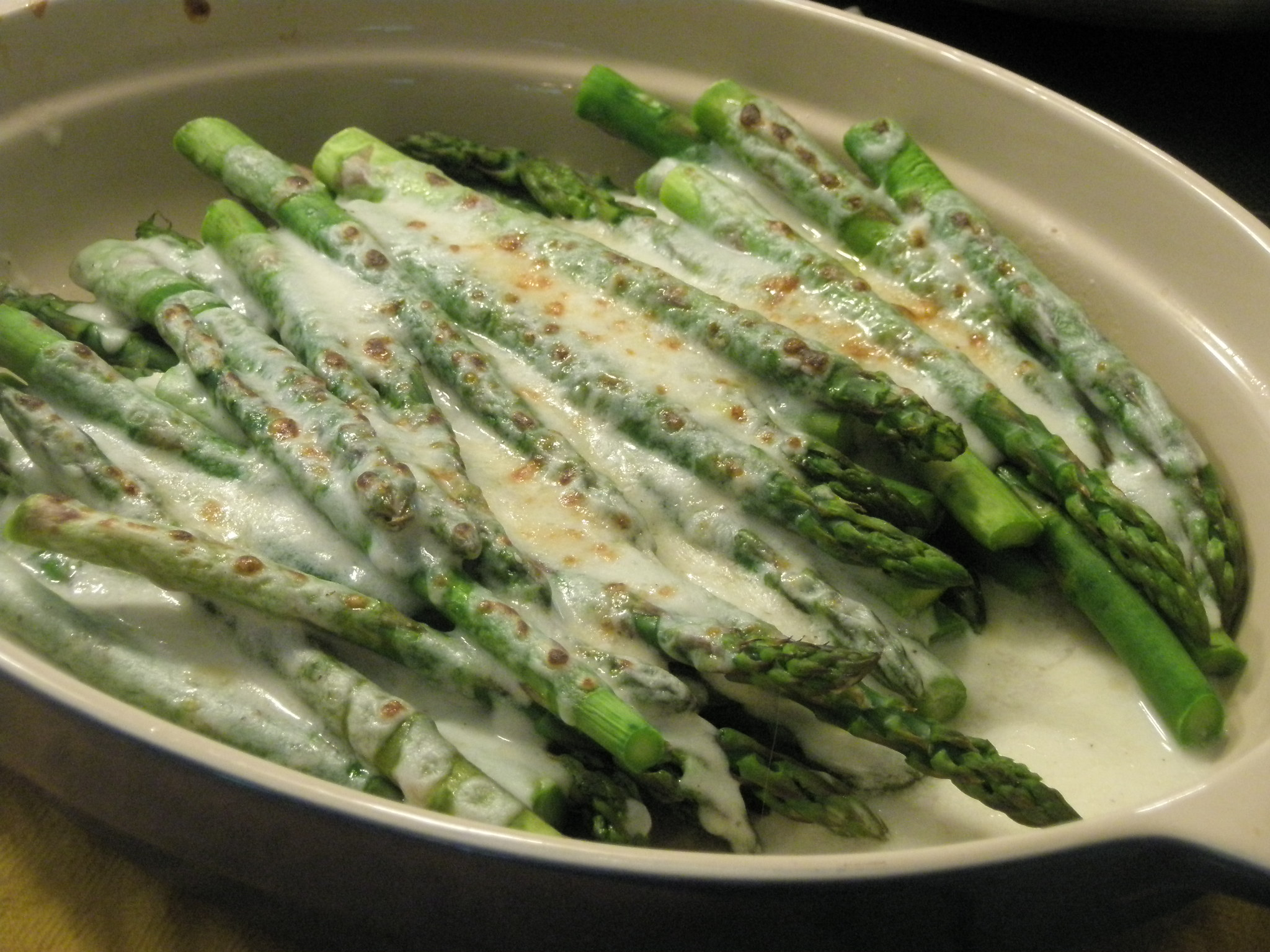 Asparagus Gratin Recipes — Dishmaps