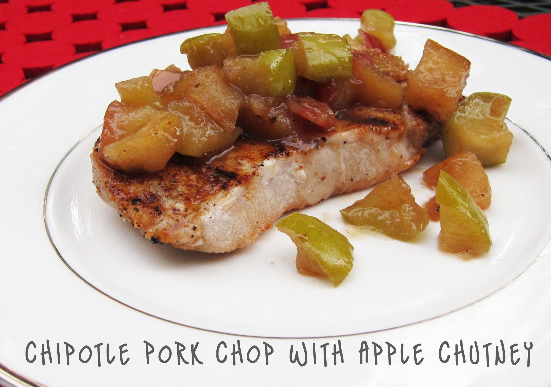 apple pork chops easy apple pork chops apple stuffed pork chops ...