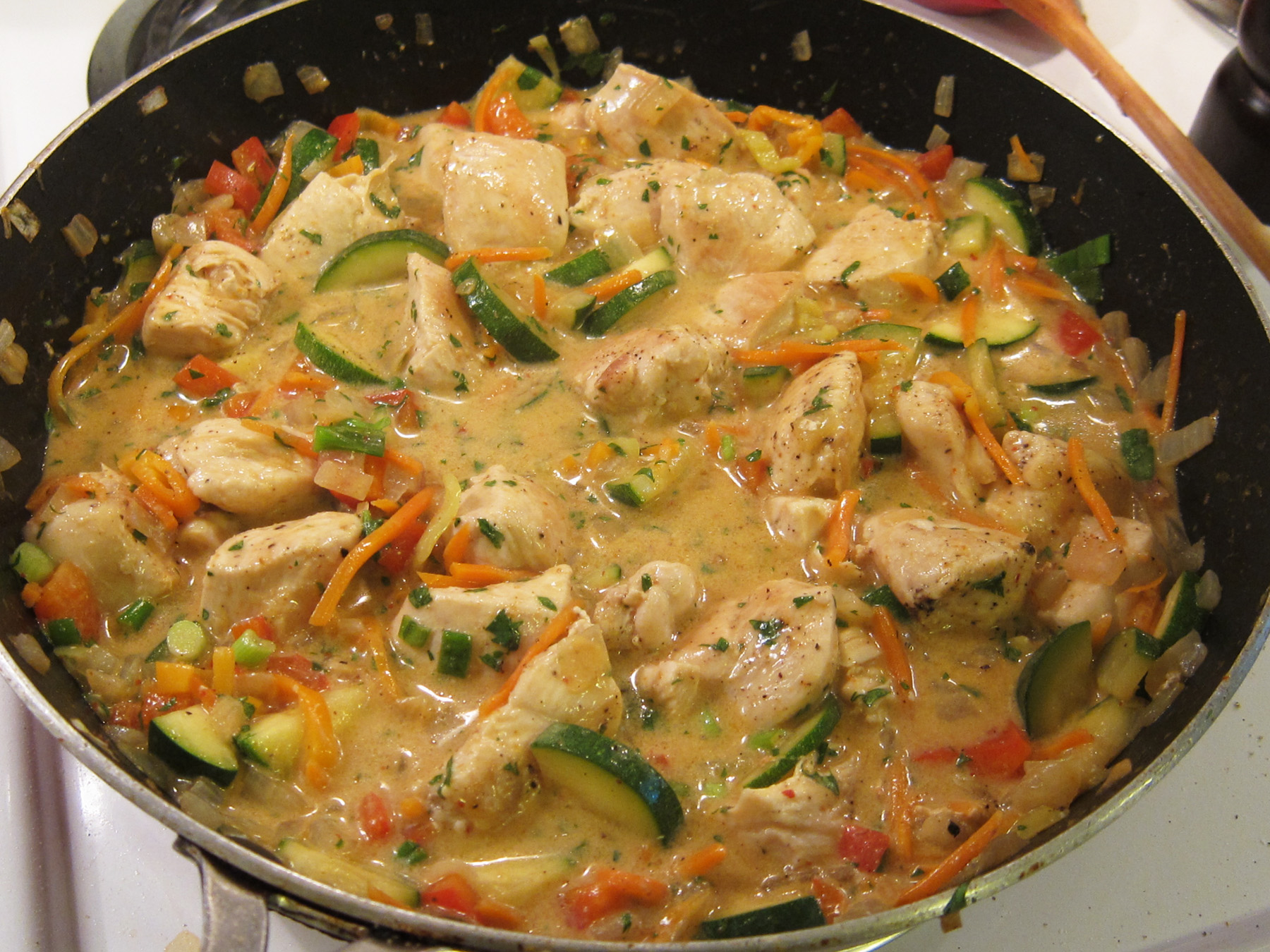 Thai curry recipes for Best thai red curry