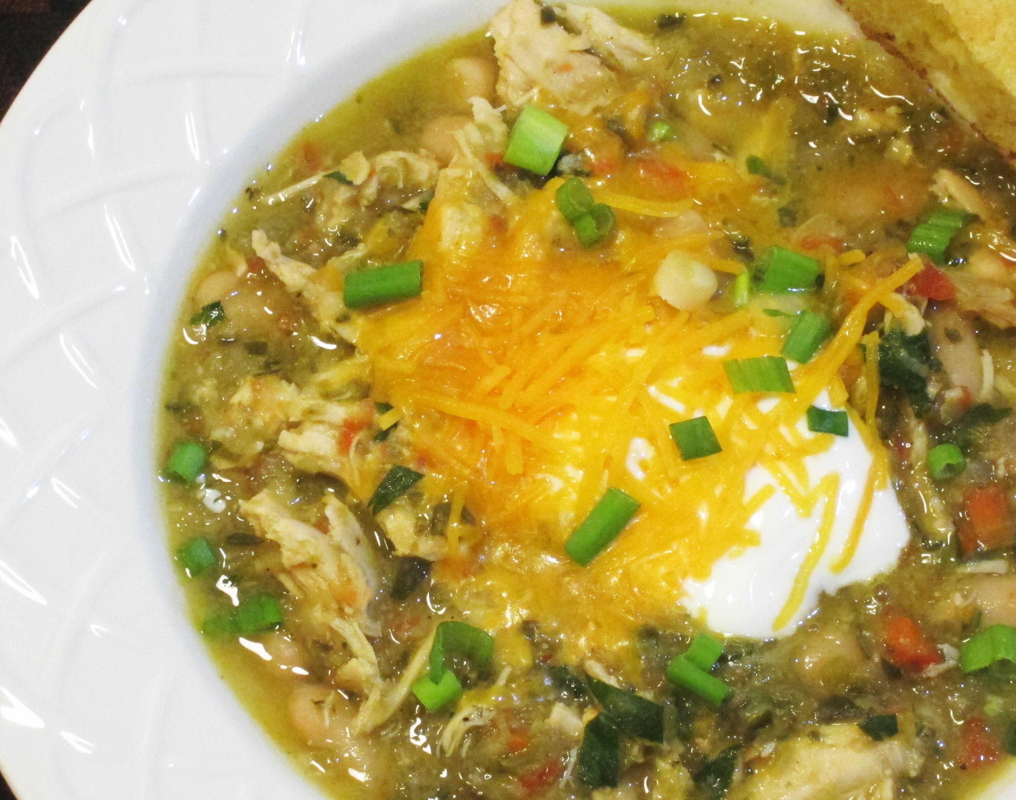 ... chicken southwest chicken chili chicken 3 bean chili from three bean